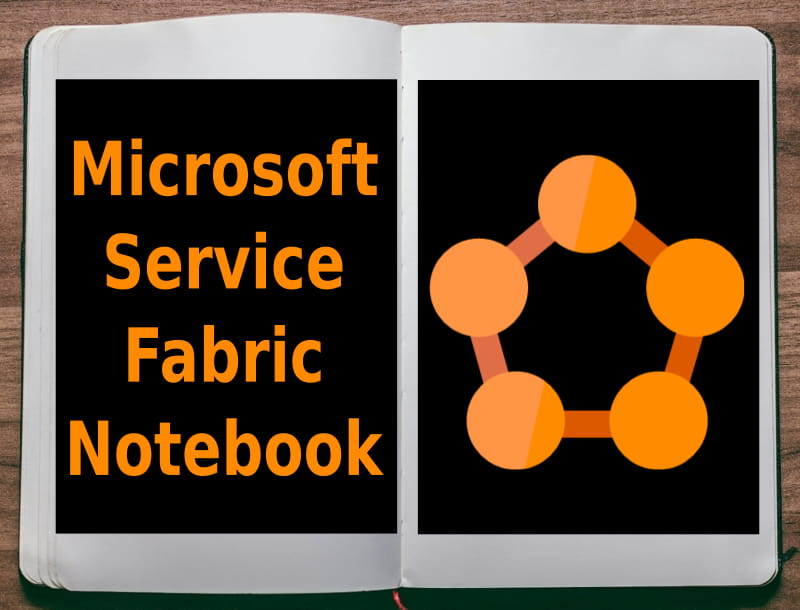 Microsoft Service Fabric Notebook