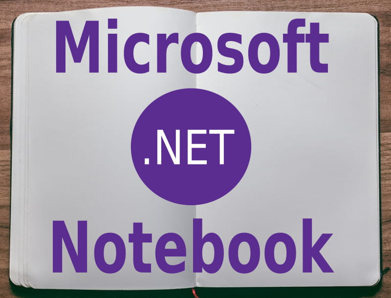 Microsoft.NET Notebook