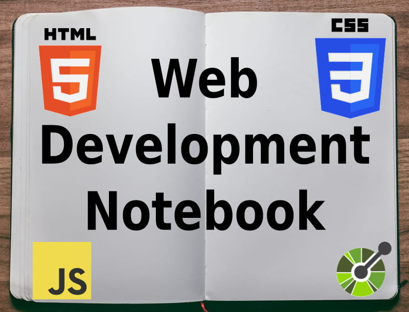 Web Development Notebook